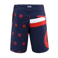 Navy Donut Board Shorts - Section 119