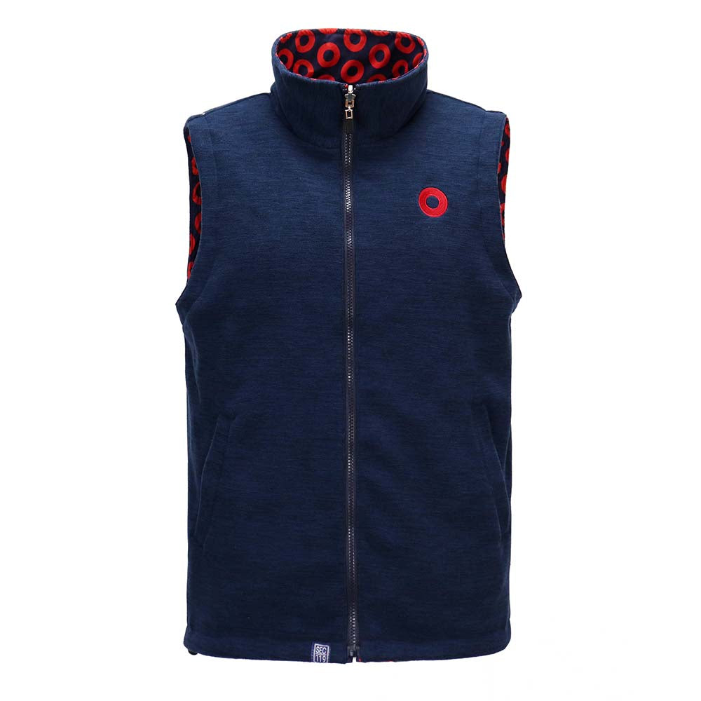 Reversible Donut Vest - Section 119