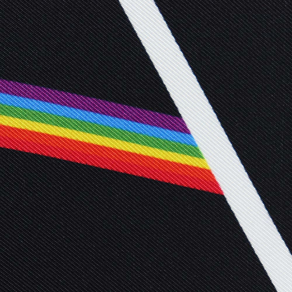 Pink Floyd Dark Side of the Moon Pocket Square - Section 119