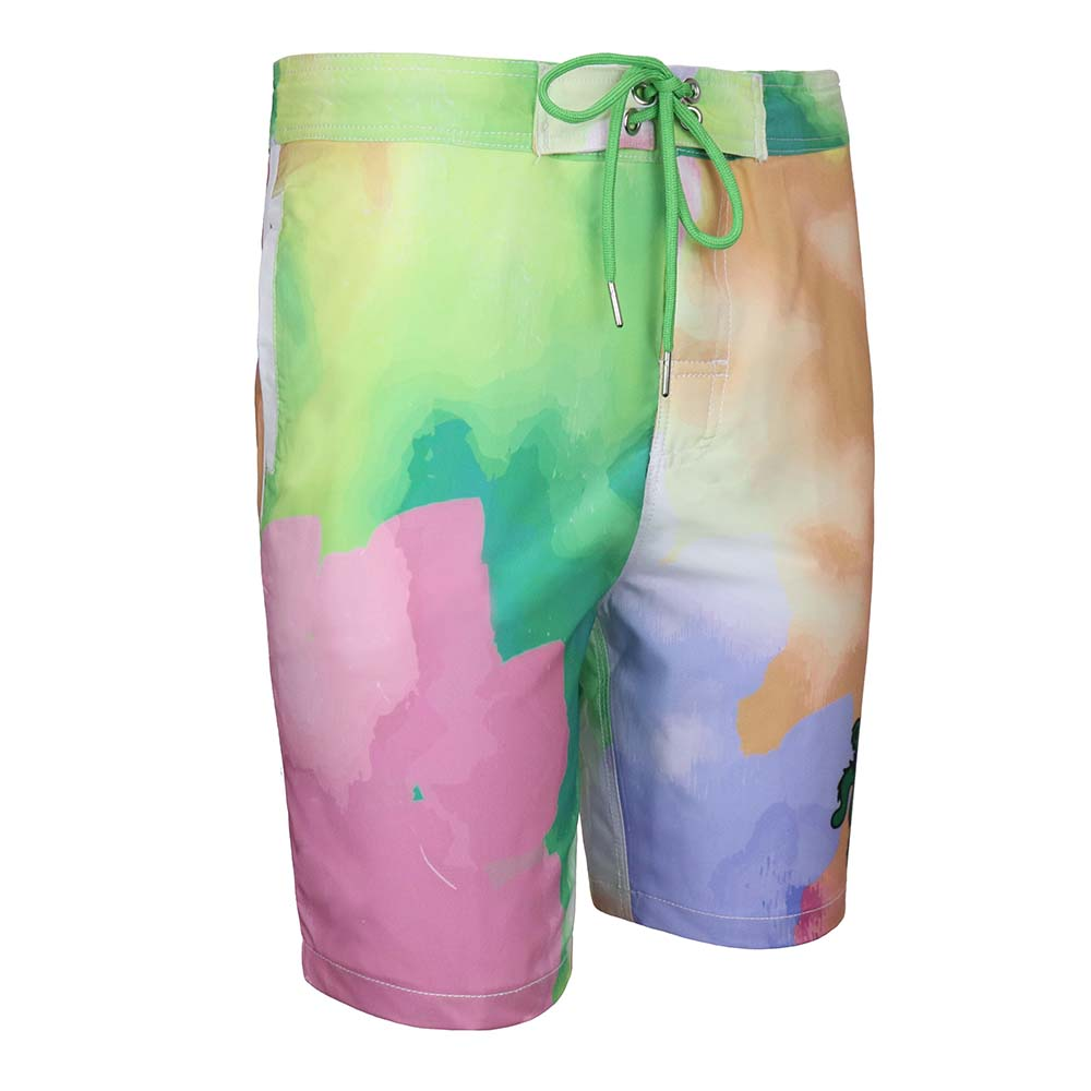 Grateful Dead Watercolor Bear Board Shorts - Section 119