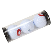 Donut Golf Balls (Pack of 3) - Section 119