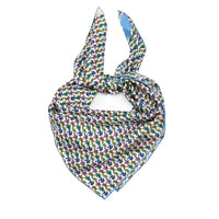 Grateful Dead Women's Silk Bear Scarf - Section 119