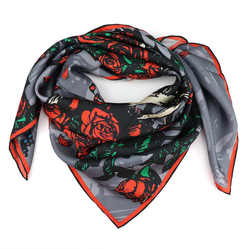 Grateful Dead Women's Silk Bertha Scarf - Section 119
