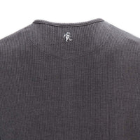 Grateful Dead Slate Bear Henley - Section 119