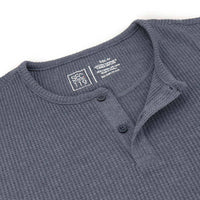 Donut Blue Grey Henley - Section 119