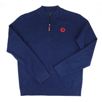 Donut Quarter-Zip Sweater - Section 119