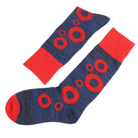 Heather Donut Socks - Section 119