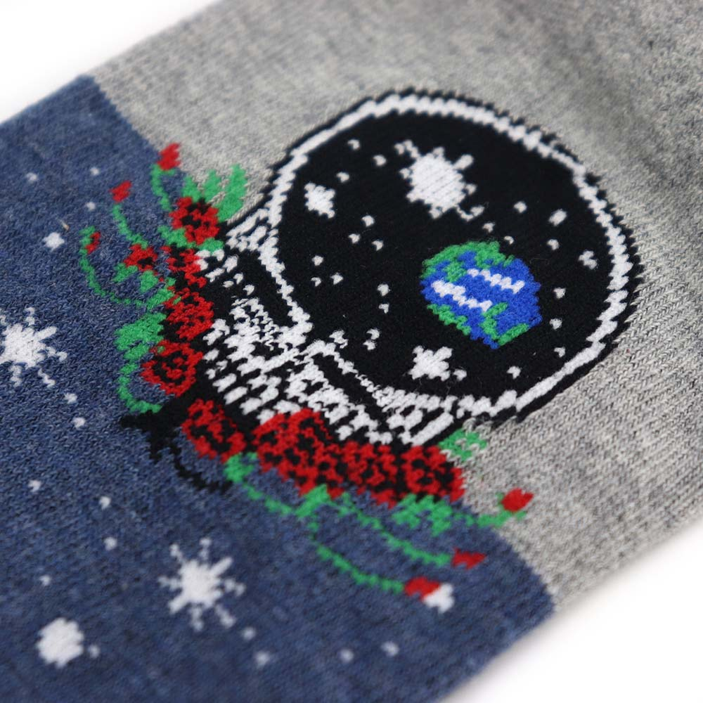 Grateful Dead Space Your Face Socks - Section 119