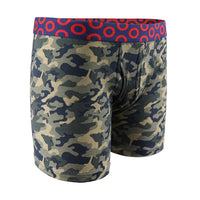 Camo Donut Boxer Briefs - Section 119