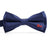 David Bowie Navy Bow Tie (Pre-Tied) - Section 119