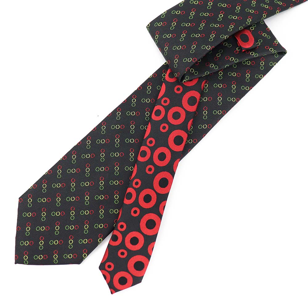 Donut Traffic Light Tie - Section 119