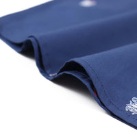 Navy Bug Short-Sleeve Shirt - Section 119