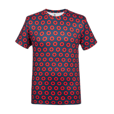 All Over Donut Dri-Fit Shirt Donut2 vendor-unknown S Regular