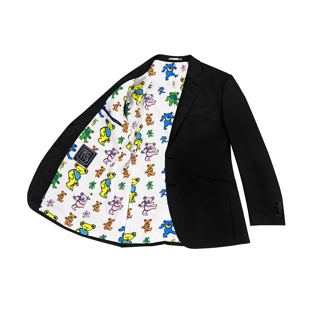 Grateful Dead Black Sport Coat - Section 119