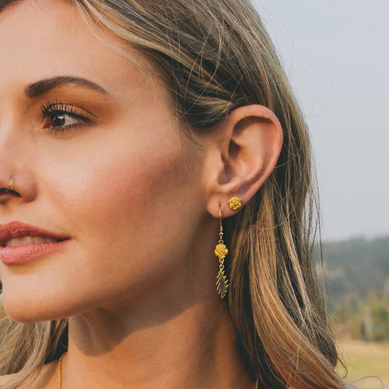Rose and Bolt Delilah Jones Earrings - Section 119