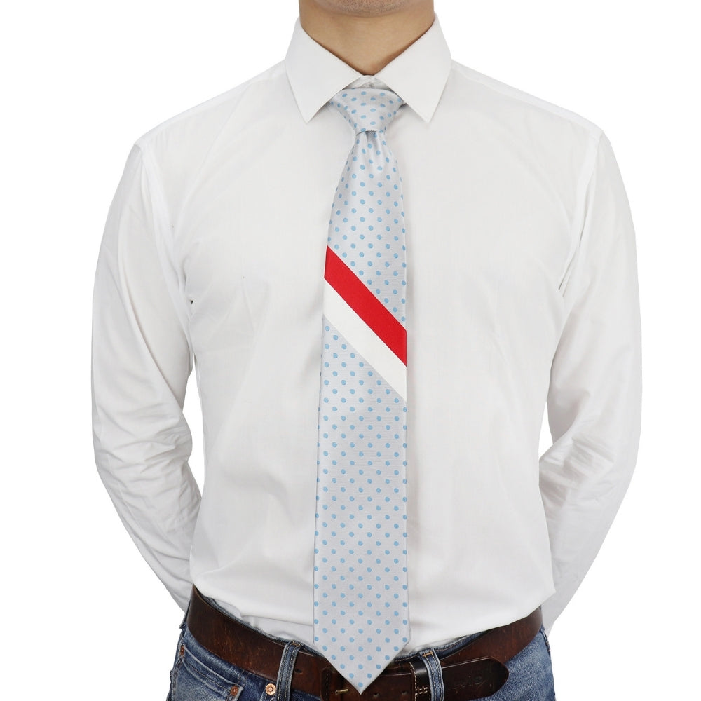 David Bowie Iconic Tie - Section 119