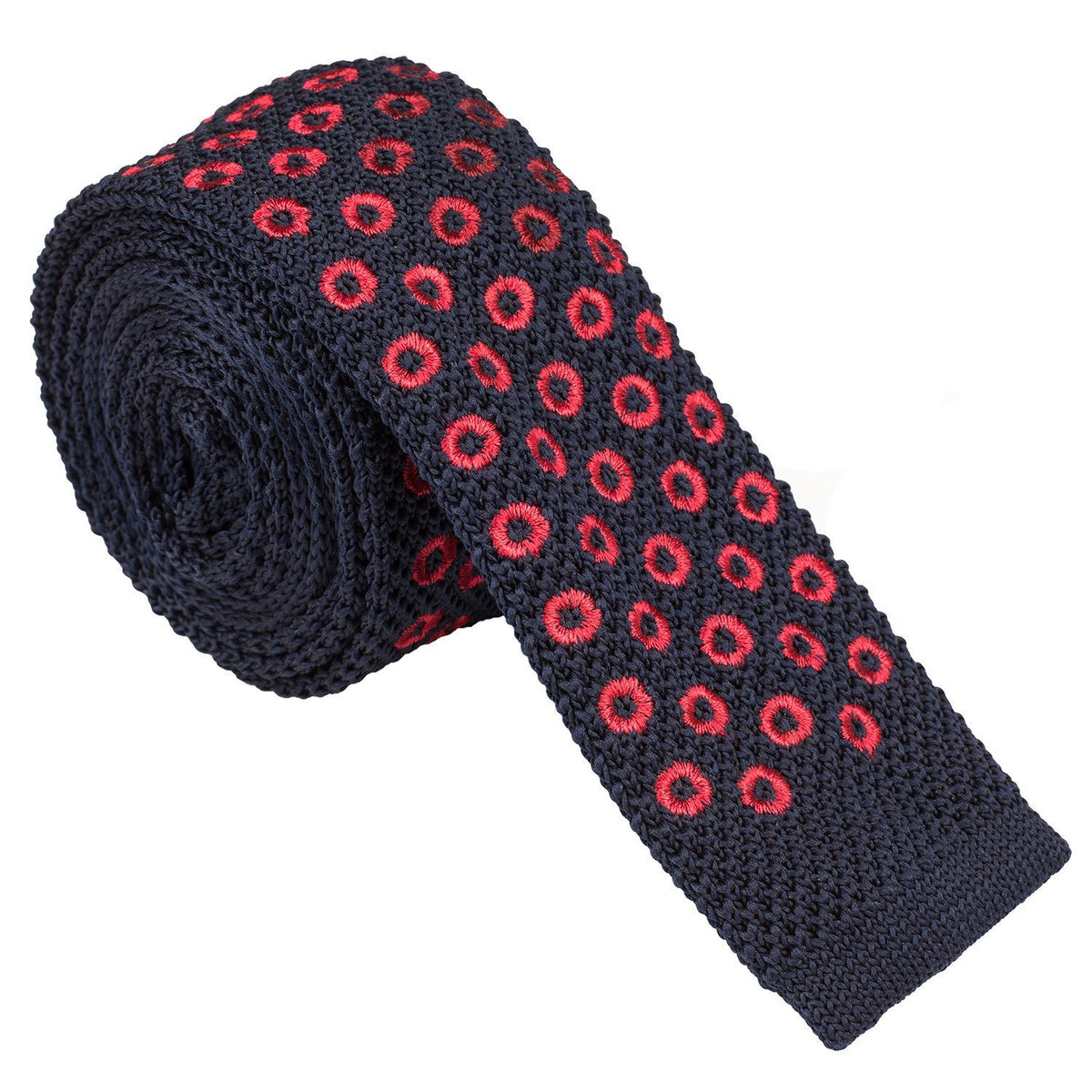 Donut Knit Tie - Section 119