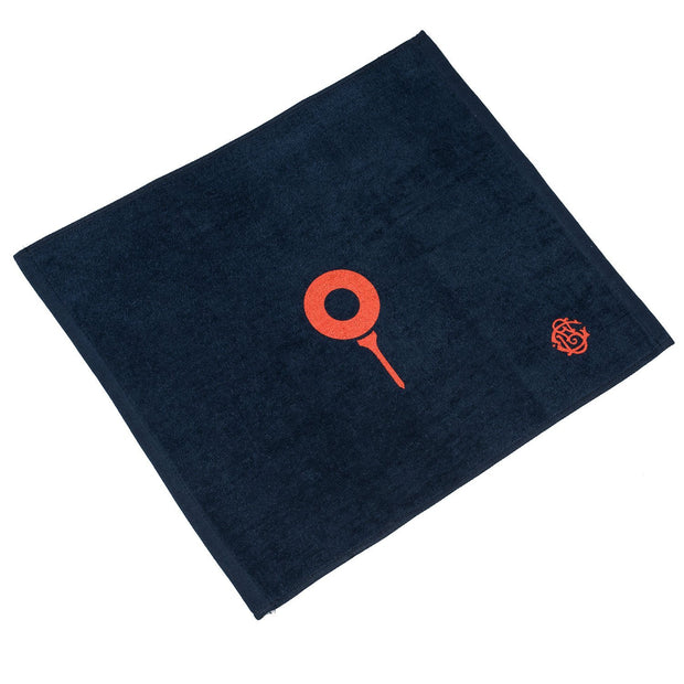 Donut golf towel by Section 119