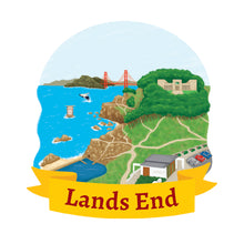 Load image into Gallery viewer, Lands End Art Print