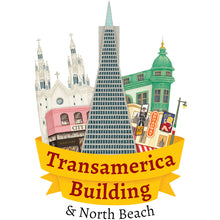 Load image into Gallery viewer, Transamerica Building Art Print