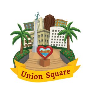 Union Square Art Print