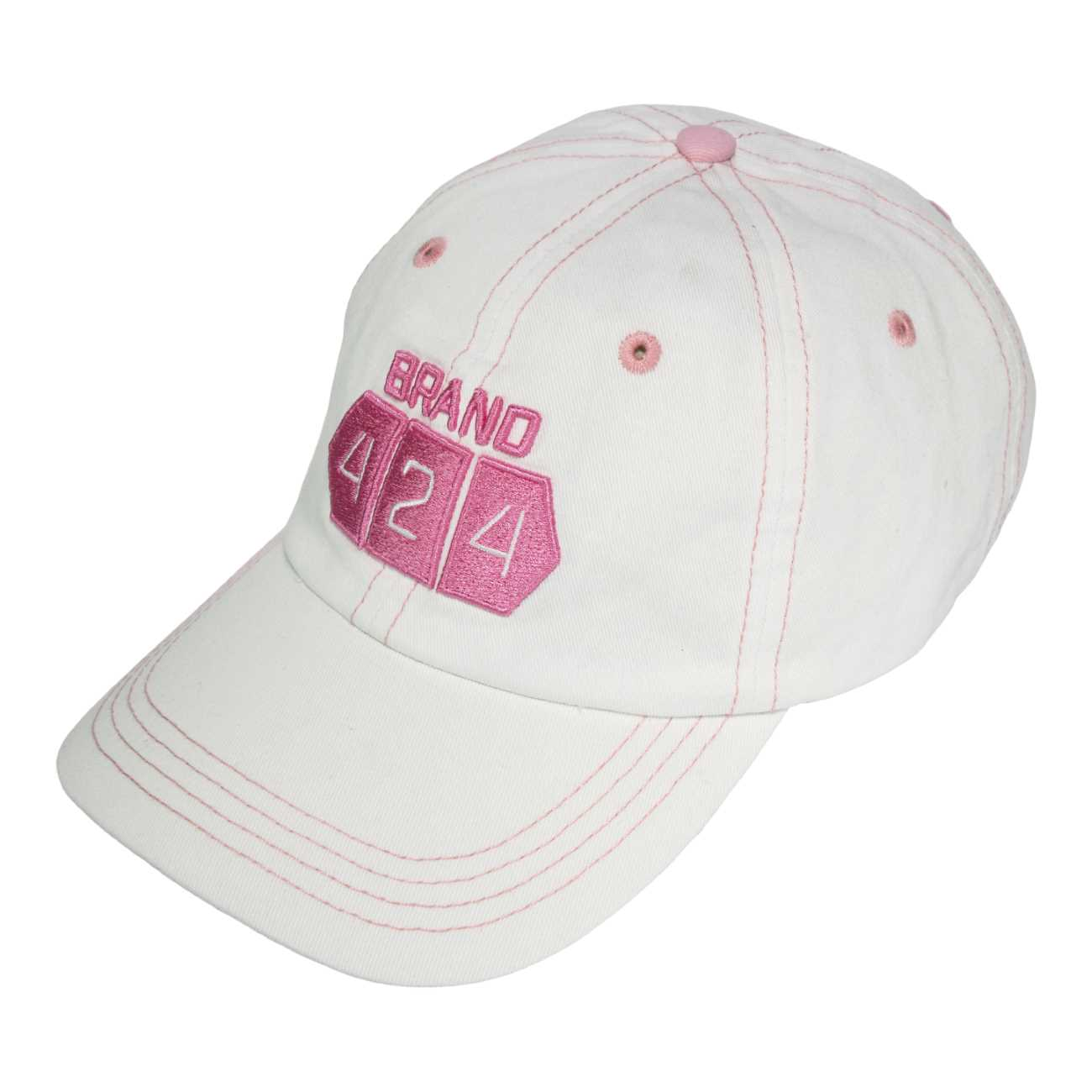 Brand424 - Pink Dads Cap