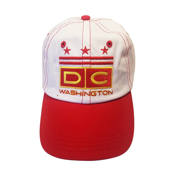DC Red/Gold Cap