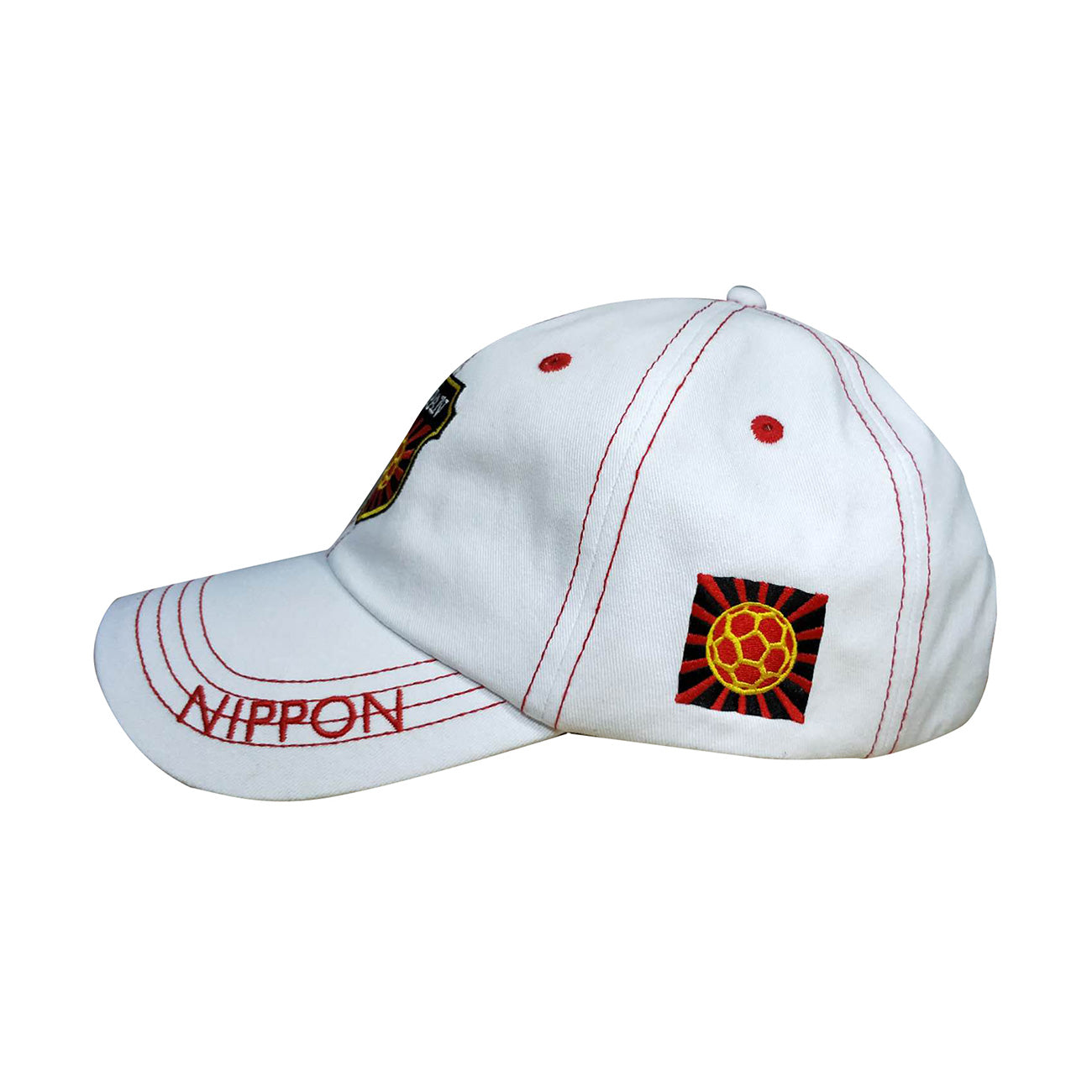 Japan World Cup Dads Cap White