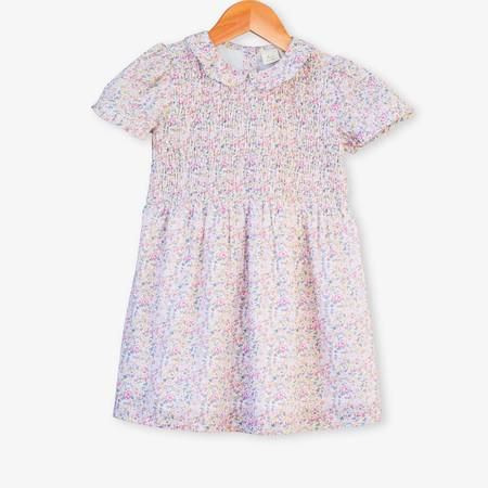 LIBERTY SMOCK DRESS 9-10 YEARS ONLY