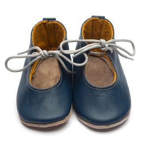 HEIRLOOM LEATHER SHOES - MABEL
