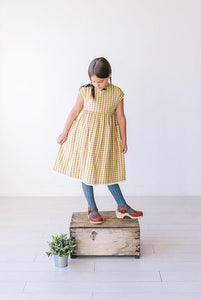 GINGHAM DRESS AGE 6, AGE 10 AVAILABLE