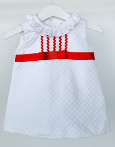 ANNABELLE SPANISH PIQUE DRESS (1Y-6Y)
