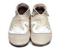 Load image into Gallery viewer, LEATHER SHOES - SWAN