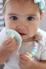 Load image into Gallery viewer, SMOKK PACIFIER MINT GREEN
