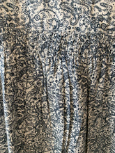Load image into Gallery viewer, PAISLEY SMOCKED DRESS