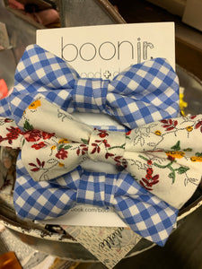 BOONTIES BOWTIE 3-16YRS