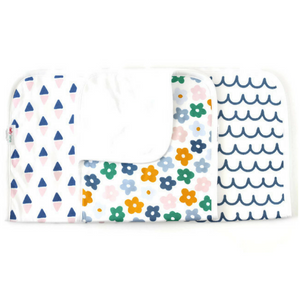 BURP CLOTH 3 PACK