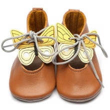 Load image into Gallery viewer, HEIRLOOM LEATHER SHOES - RILEY CARAMEL
