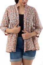 Load image into Gallery viewer, TULIPA | Gathered Jacket
