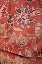 Load image into Gallery viewer, Natural Dye Batik Silk Stole