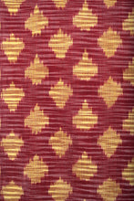 Load image into Gallery viewer, Safe Dye Random Ikat Cotton Fabric