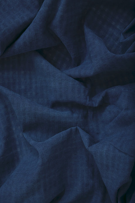 Natural Indigo Cotton Fabric