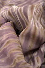 Load image into Gallery viewer, Natural Dye Shibori Cotton Stole