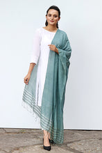 Load image into Gallery viewer, Signature Weave Natural Dye Silk Dupatta - Creative Bee