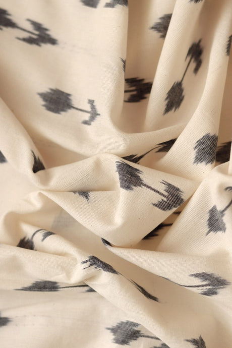 Ikat Cotton Fabric - Creative Bee
