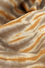 Load image into Gallery viewer, Natural Dye Shibori Cotton Fabric - Creative Bee