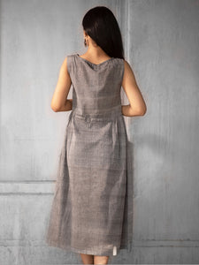 AMHARA | Sleeveless Dress - Creative Bee
