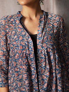 ARNO | Gathered Jacket - Creative Bee