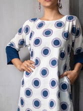 Load image into Gallery viewer, HILDA | Sleeved Tunic - Creative Bee