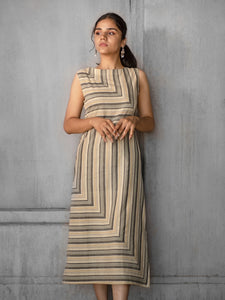 LORI | Sleeveless Long Dress - Creative Bee